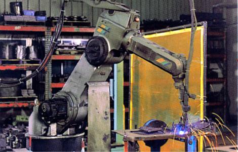 ■ロボット溶接システム