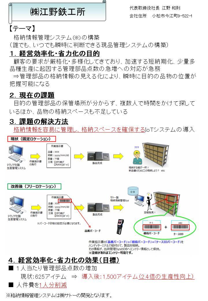 IoT経営効率化推進公開HP(江野鉄工所)改2